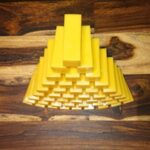 Wachspyramide-2